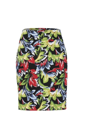 Printed skirt-up!-Gaby's