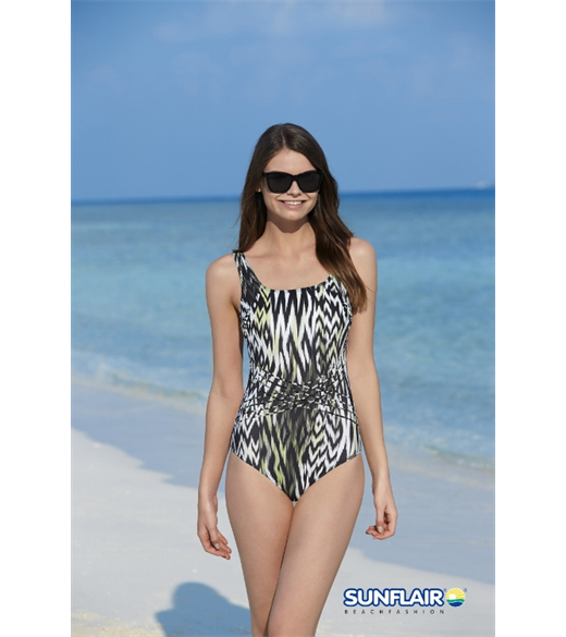 Carribean mastectomy swimsuit