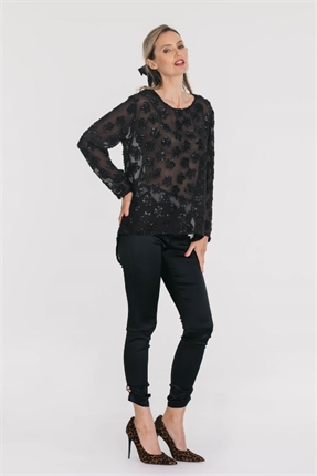 Perfect tee long sleeve-tops-Gaby's