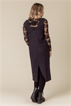 Roxie pinafore dress lined