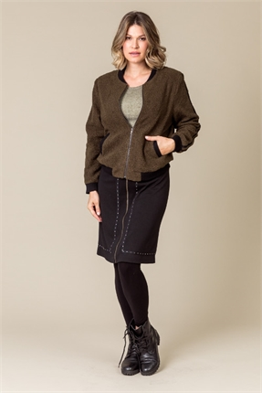 Sherpa bomber lined-jackets-and-vests-Gaby's