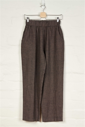 Linen pants with 2 pockets-shirts-Gaby's