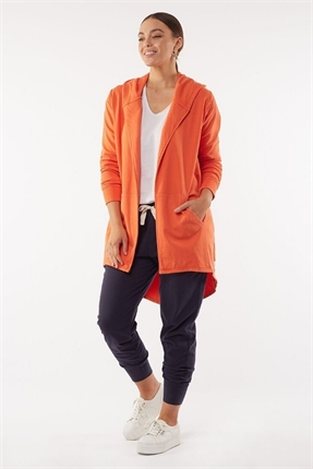 Composure hooded cardi-jackets-and-vests-Gaby's