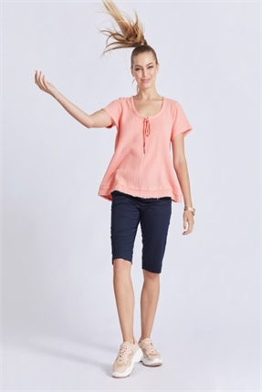 Cotton real top-madly-sweetly-Gaby's