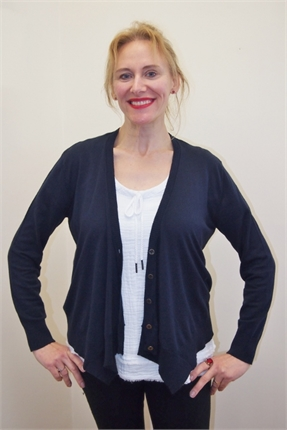 Drape away cardi-madly-sweetly-Gaby's