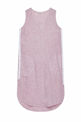 Mineral dress-blanc-deluxe-Gaby's