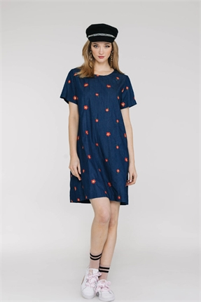 Factory dress-dresses-Gaby's