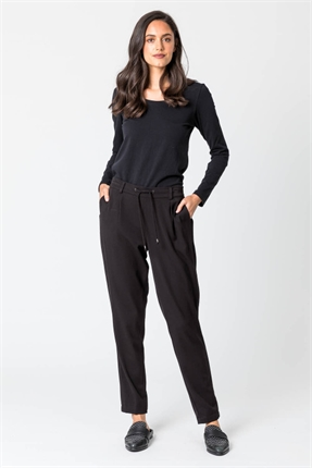 Amelia dressy track pant-pants-and-leggings-Gaby's