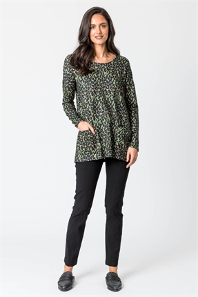 Georgia pocket tunic-democracy-Gaby's