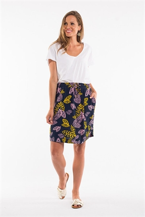Lilly skirt-elm-Gaby's