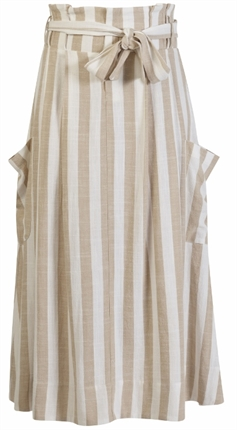 Long stripe skirt-vassalli-Gaby's